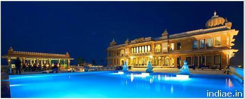 Hotel Fatehgarh Udaipur A Heritage Renaissance Resort Rajasthan Address And Website