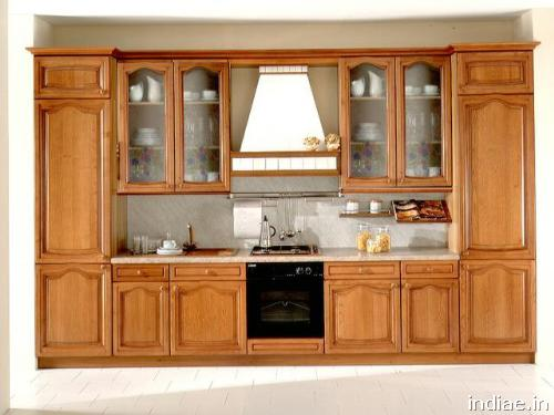 Arranging Indian Kitchen Cabinets