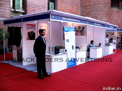 Exhibition Stall Hire : Photos exhibition organizers stall fabrication designing