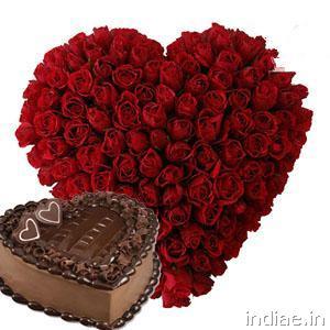 India Flower Gift Shop Send Birthday Cakes Flowers Jhansi Same Day