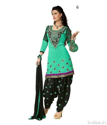 f4d830dc230f9 Dress Materials - Buy Ladies Unstitched Suits Online in India in ...