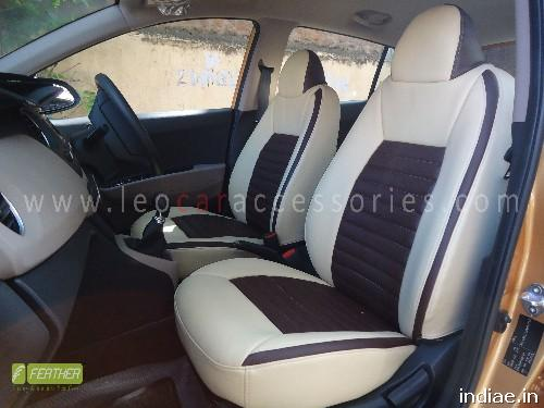 Photos I10 Grand Customized Car Seat Cover From Feather In