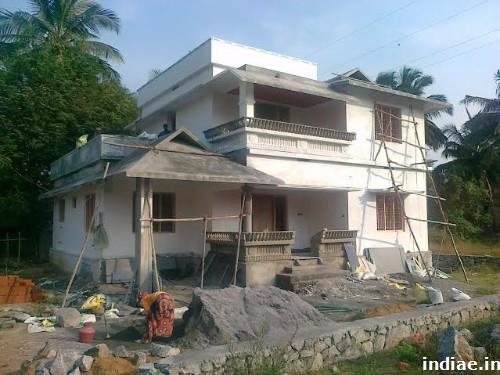 Photos building contractors olavakkode in palakkad for House construction contractors