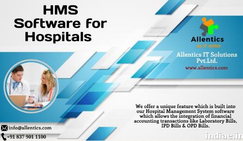 Hospital Management System Software in Nashik, India in Nashik